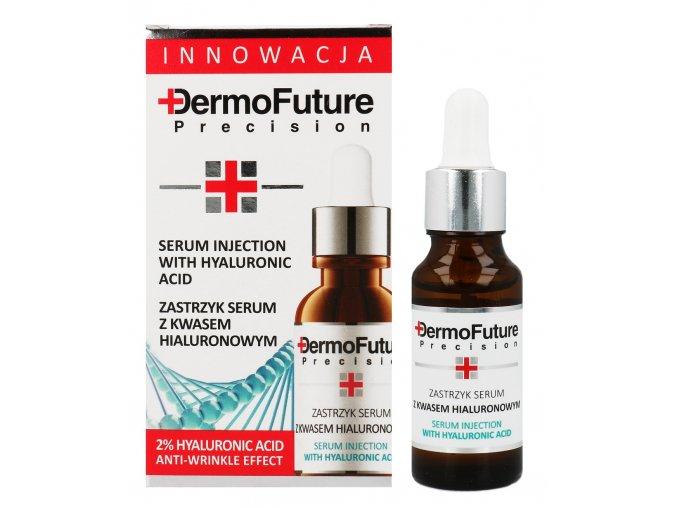 DermoFuture sérum s kyselinou hyaluronovou | evelio.cz