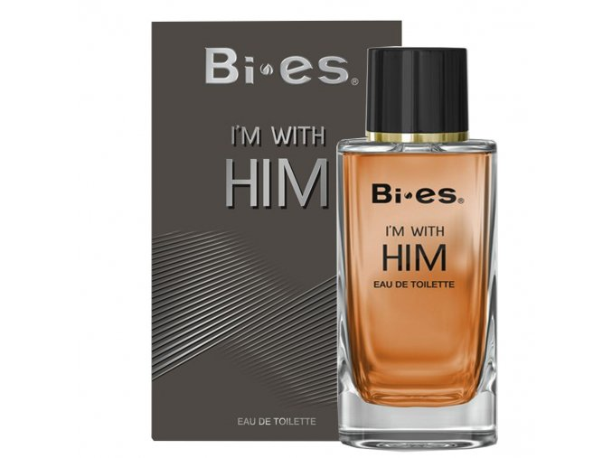 Bi-es I am with him edt for man | evelio.cz
