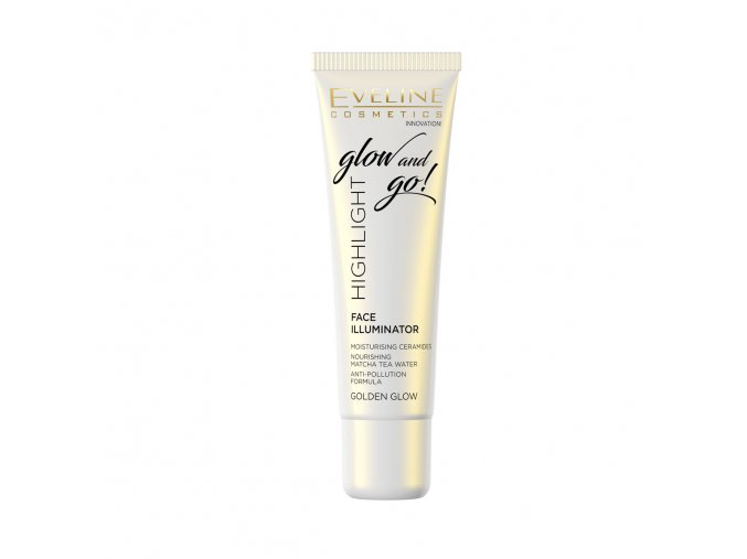 Eveline cosmetics Highlight Golden Glow