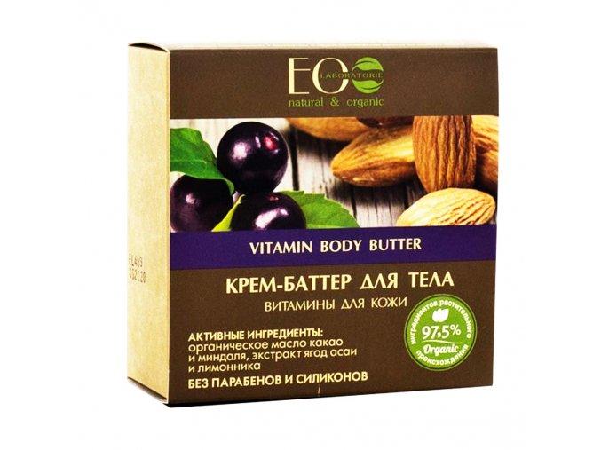 EOLab Vitamínové krémové máslo na tělo | evelio.cz
