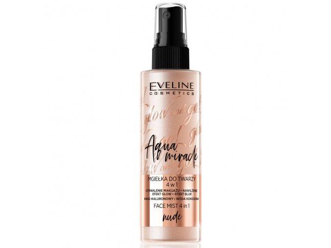 Eveline cosmetics Miracle Mlha NUDE | evelio.cz