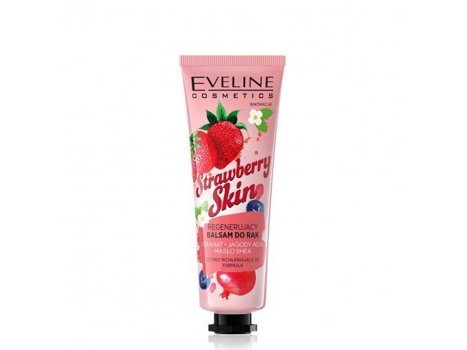 Strawberry care regenerační krém na ruce | evelio.cz