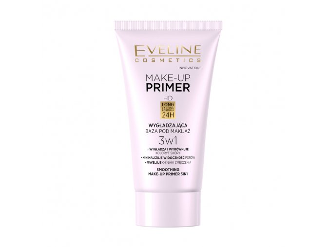 eveline cosmetics vyhlazující báze pod make-up | evelio.cz