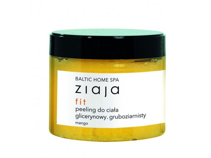 Ziaja Baltic Home Spa Tělový peeling