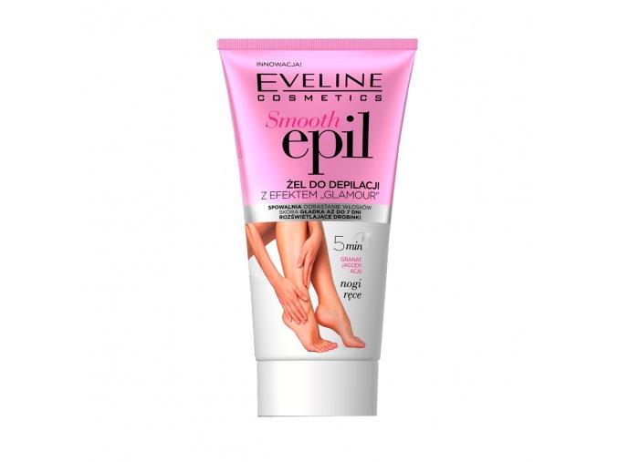 Eveline cosmetics Sooth epil krem gel na depilaci | evelio.cz