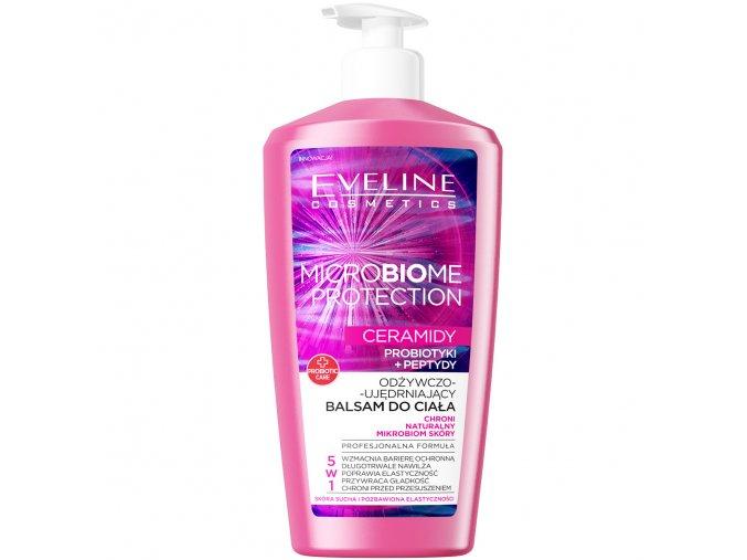 Eveline cosmetics Microbione Protection výživný balzám s ceramidy | evelio.cz