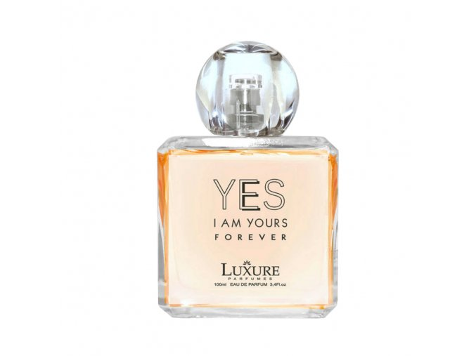 Luxure parfumes Yes I am yours forever, dámská parfémovaná voda 100 ml   evelio.cz
