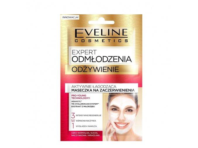Eveline cosmetics Omlazující pleťová maska | evelio.cz