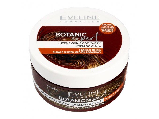 Eveline Botanic Expert tělový krém s bambuckým máslem