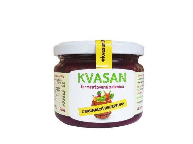 KVASAN KLASIK 290g, kvašená zelenina | evelio.cz