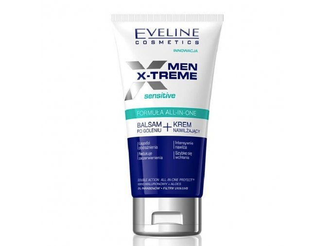 Eveline cosmetics Men x treme Balzám a krém po holení | evelio.cz
