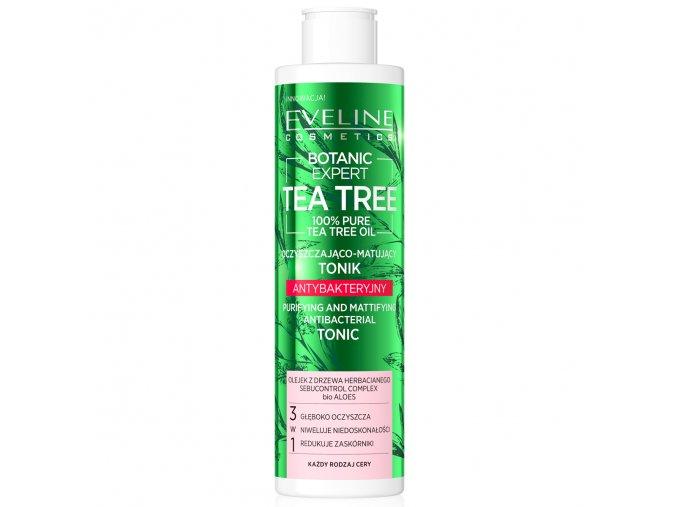 Eveline cosmetics Botanic Tree Tonikum | evelio.cz