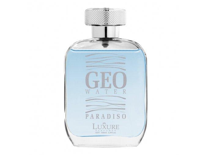 Luxure parfumes GEO PARADISO toaletní voda pro muže 100 ml   evelio.cz