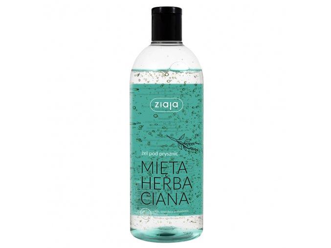 Ziaja sprchový gel s mátou | evelio.cz