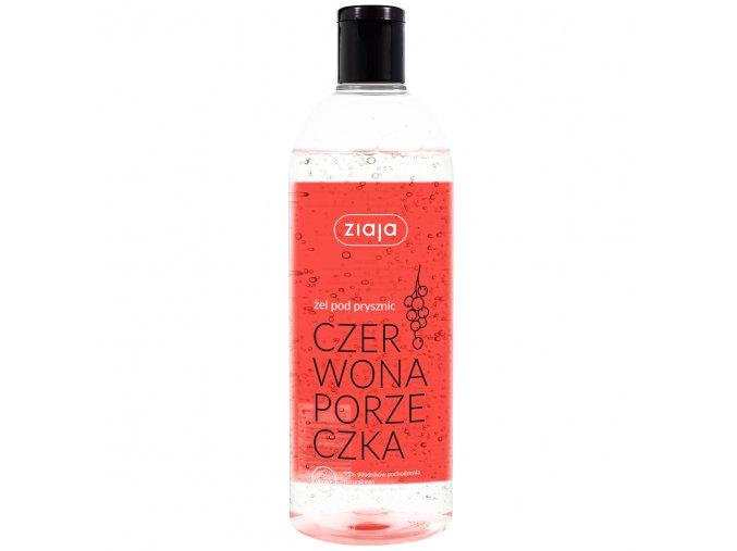 Ziaja sprchový gel černý rybíz | evelio.cz
