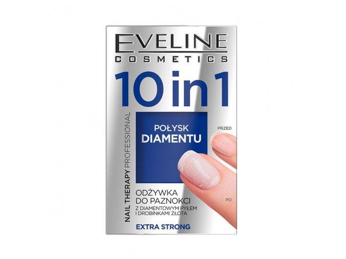Eveline cosmetics Nail Therapy Terapie Nehtová výživa pro extra slabé nehty 5 ml   evelio.cz