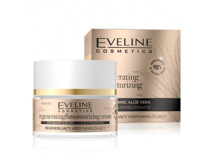 Eveline cosmetics regenerační hydratační krém