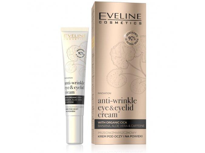 Eveline cosmetics bio ORGANIC oční krém