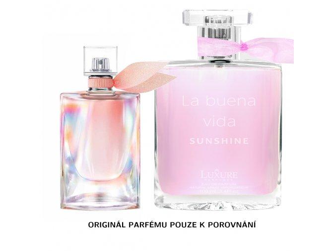 Luxure parfumes La Buena Vida Sunshine parfémovaná voda pro ženy 100 ml   evelio.cz