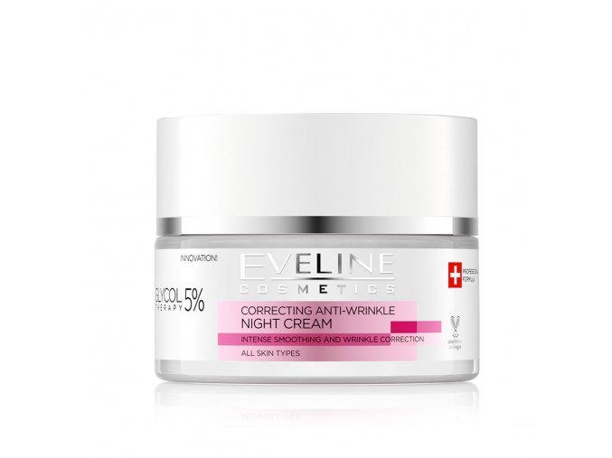 Eveline cosmetics Glycol krém na pleť