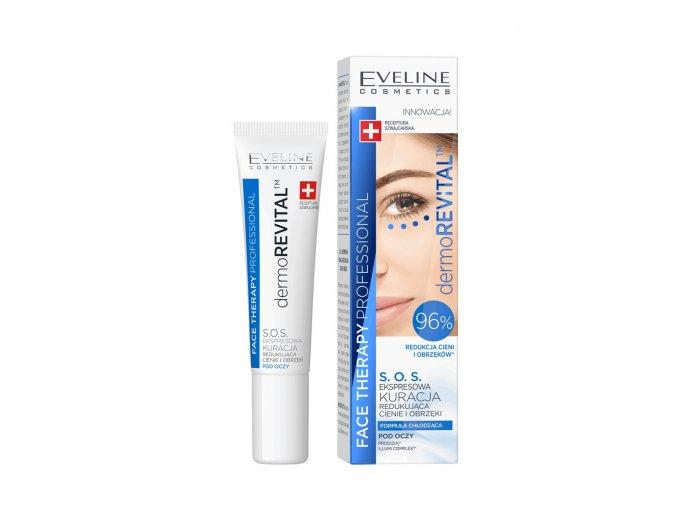 S.O.S. rozjasňující sérum proti kruhům pod očima dermoREVITAL™