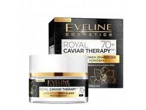 Royal caviar pleťový krém 70+ noc