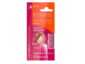 Vazelína na rty Eveline s granátovým jablkem | evelio.cz