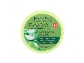 Pleťový a tělový krém Extra Soft s bio Olivou a aloe | evelio.cz