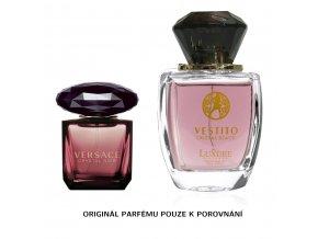 Vestito Cristal Black parfémovaná voda pro ženy 100 ml   EVELIO.CZ
