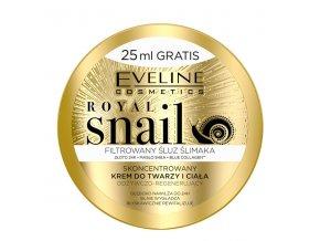Eveline cosmetics Royal Snail tělový krém | evelio.cz