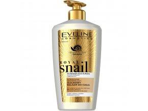 Eveline cosmetics Royal snail tělový balzám | evelio.cz