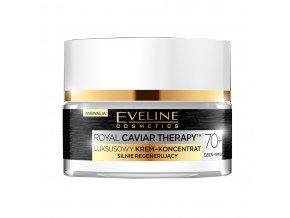 Luxusní pleťový krém pro ženy ve věku 70+ royal caviar | evelio.cz