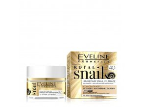 Eveline cosmetics Royal snail 40+ | eveline cosmetics