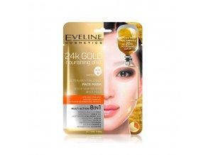 Eveline cosmetics Vyživující liftingová maska | evelio.cz
