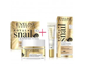 Eveline cosmetics SADA Royal Snail 40+