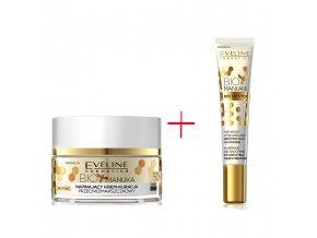 Eveline cosmetics Lift hybrid Pleťový krém 60+ a druhý ZDARMA | evelio.cz