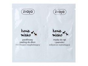 ziaja kozí mléko krém maska na ruce | evelio.cz