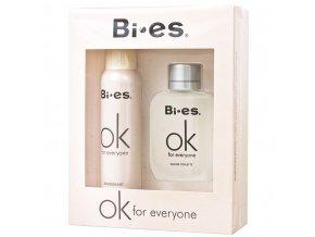 Bi-es OK for everyone dárkové balení | evelio.cz