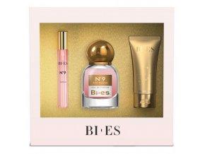 Bi-es Number Collection 9, dárková sada pro ženy | evelio.cz