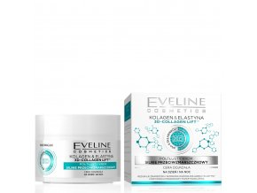 Pleťový krém Eveline cosmetics s kolagenem | EVELIO