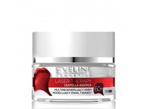 Eveline cosmetics Laser Therapy Multi regenerační krém 60+