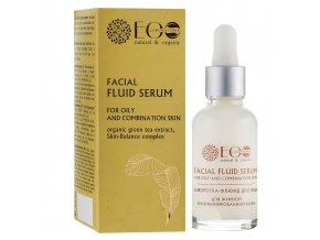 EOLab Face fluid serum | evelio.cz