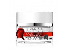 Eveline cosmetics Laser Therapy Krém na redukci vrásek 50+ | evelio.cz