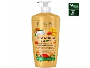 BOTANICE LOVE Multivýživný tělový balzám mandle a mango | evelio.cz