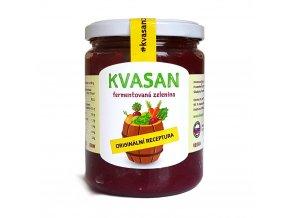 KVASAN KLASIK 490g | fermentovaná zelenina | evelio.cz