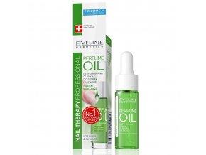 Eveline cosmetis parfémovaný olivový olej na nehty | evelio.cz