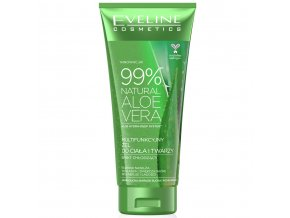 Eveline cosmetics Aloe vera gel | evelio.cz