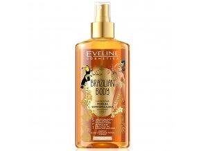 Eveline cosmetics Brazilian body samoopalovací mlha na tvář i tělo | evelio.cz