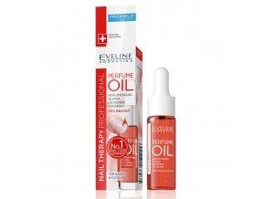 Eveline cosmetis parfémovaný red delight olej na nehty | evelio.cz