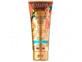 Eveline cosmetics Brazilian Body CC Multifunkční krém na tělo | evelio.cz